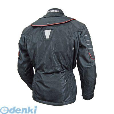 hit-air ヒットエアー 4560216415112 Motorrad-2 メッシュエアバッグジャケット BLK/RED 3XL