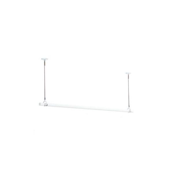 川口技研[QSCL-15]ホスクリーン 室内用物干竿セット【QSC型】ショートタイプQSCL15