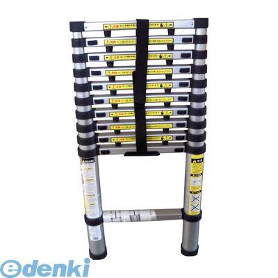 マイスター 4949908081918 伸縮式はしご13段 3.8m