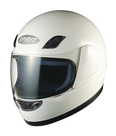 オージーケーカブト(OGK KABUTO)[4966094468804] ZR-2 ホワイト フリーサイズ