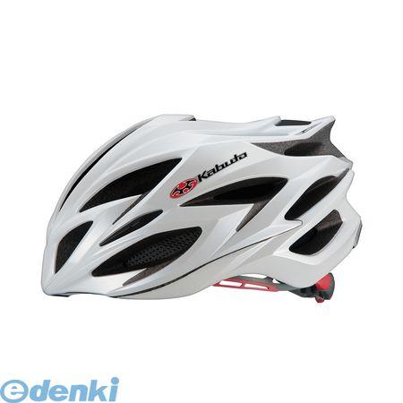 OGK KABUTO(オージーケーカブト)[4966094535391] STEAIR ヘルメット ホワイト L/XL