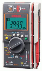 sanwa 三和電気計器 DG35a メガオームテスタ DG-35a