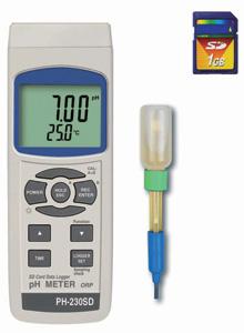マザーツール PH-230SD デジタルPH/ORP系 PH230SD