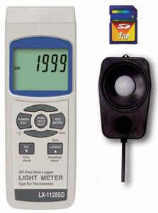 マザーツール LX-1128SD デジタル照度計 LX1128SD