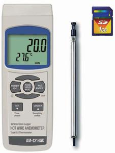 マザーツール AM-4214SD デジタル風速計 AM4214SD