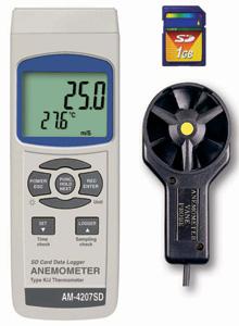 マザーツール AM-4207SD デジタル風速計 AM4207SD