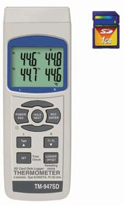 マザーツール TM-947SD デジタル温度計 TM947SD
