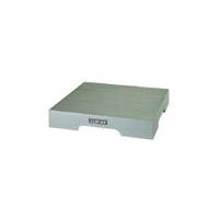 ユニセイキ U-4545 直送 代引不可・他メーカー同梱不可 直送 代引不可・他メーカー同梱不可 箱型定盤 機械仕上 450x450x75mm