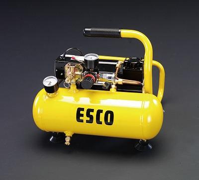 【個人宅配送不可】[EA116SG]「直送」【代引不可・他メーカー同梱不可】 0.12kw/4L小型エアーコンプレッサー EA-116SG【キャンセル不可】