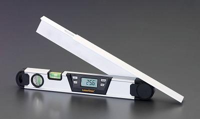 【個人宅配送不可】 EA721LA-1 直送 代引不可・他メーカー同梱不可 420mm デジタル 角度計付レベル EA721LA1【キャンセル不可】