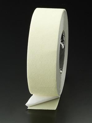 【個人宅配送不可】 EA983G-56 直送 代引不可・他メーカー同梱不可 50mm x18.3m 蓄光 滑り止めテープ EA983G56【キャンセル不可】
