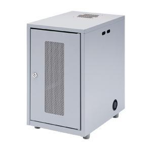 【受注生産品 納期-約1ヶ月】サンワサプライ [CP-KBOX1] NAS・HDD・ネットワーク機器収納ボックス CPKBOX1