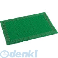 【個数:1個】テラモト[MR-052-052-1]テラエルボーマット900×1500mm緑 MR0520521 368-5462