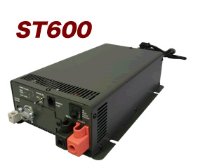 電菱 DENRYO ST600-124-60Hz AC切換リレー内臓型インバータ STシリーズ 60Hz ST600124