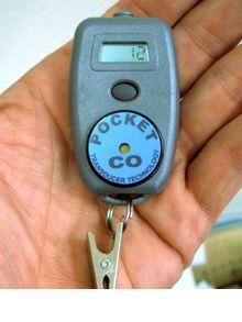MK Pocket CO 一酸化炭素ガス検知器 世界最小軽量 PocketCO 【送料無料】