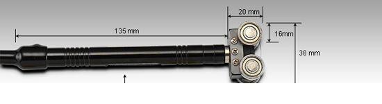 MK HP-104A-B13 MAX 600度 移動回転用センサー HP104AB13 【送料無料】