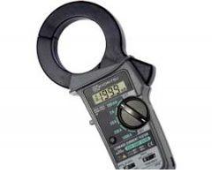 共立電気計器【2413R】漏れ電流測定用クランプメータ 2413R