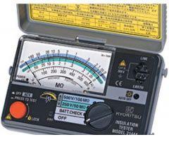共立電気計器【3145A】2レンジ小型絶縁抵抗計 3145A