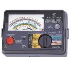 共立電気計器【6017F 6017+7100 】アナログ式絶縁・設置抵抗計 6017F 6017+7100