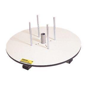 【個数:1個】JEFCOM(ジェフコム) [DRT-650T] 「直送」【代引不可・他メーカー同梱不可】ワイヤーターンテーブル DRT650T