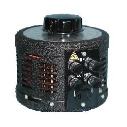 東京理工舎 RSC-5 スライドトランス据置型 単相2線200V5A1KVA RSC5 【送料無料】