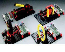フィッシャーテクニック CP-01 ロボット入門キット I/Fソフト付き CP01 【送料無料】