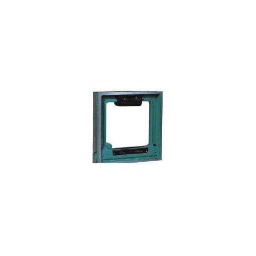 トラスコ中山 TRUSCO TSL-A2502 角型精密水準器A級寸法250×250感度0.0 TSLA2502