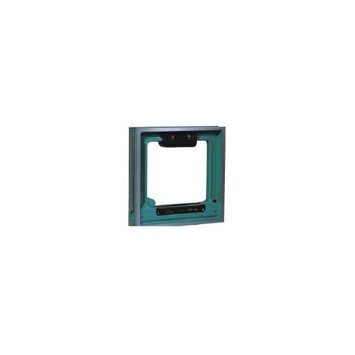 トラスコ中山 TRUSCO TSL-A1502 角型精密水準器A級寸法150×150感度0.0 TSLA1502