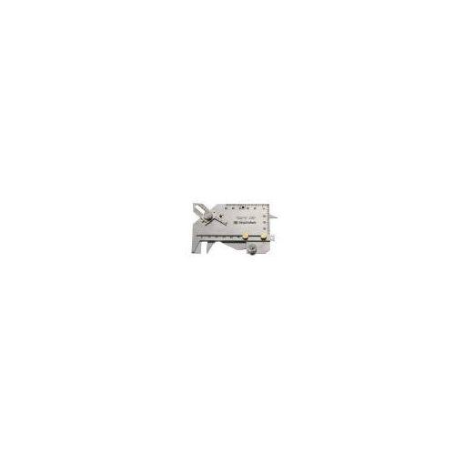 トラスコ中山 TRUSCO TWGU-8M 溶接ゲ-ジ国土交通省新規格適合品 TWGU8M 245-9493