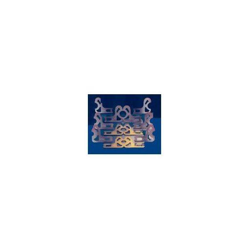 トラスコ中山 TRUSCO L300MB ラジアスゲ-ジL型測定サイズ7.5~13.012枚 229-5962 【送料無料】