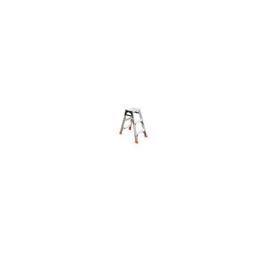 【あす楽対応】【個数:1個】トラスコ中山 TRUSCO TPRK-090 プロ用梯子兼用脚立90cm TPRK090 273-7582