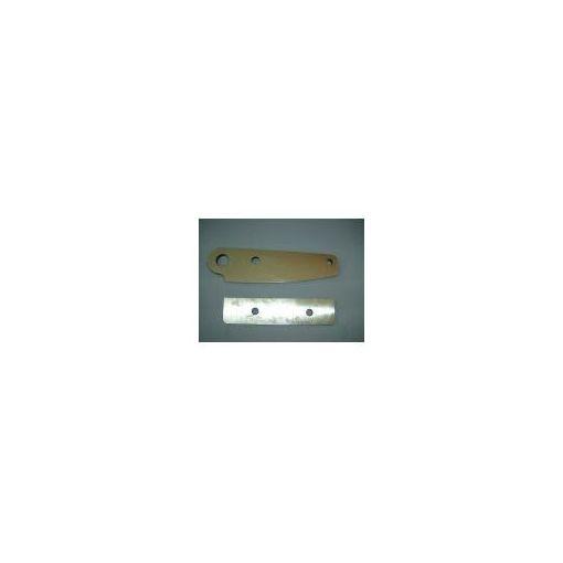 トラスコ中山 TRUSCO P3B レバーシャー替刃No.3 P-3B 169-8001 【送料無料】