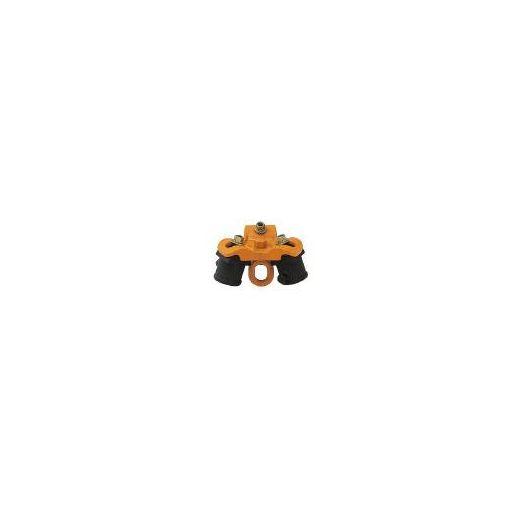 トラスコ中山 TRUSCO 20TH-03 3脚ヘッド2t用 20TH03 150-9241 【送料無料】