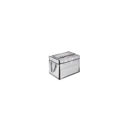 【個数:1個】トラスコ中山(TRUSCO) [THB-100C] ハンドトラックボックス保冷タイプ600×450 THB100C 【送料無料】