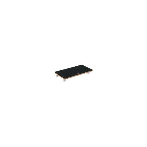 トラスコ中山 TRUSCO PCG-4590 合板平台車プティカルゴゴム貼450x900 PC PCG4590 【送料無料】
