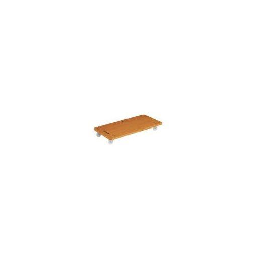 【個数:1個】トラスコ中山 TRUSCO PC-4590 合板平台車プティカルゴ450x900 PC4590 505-7507