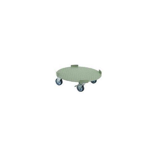 トラスコ中山 TRUSCO RB-300 直送 代引不可・他メーカー同梱不可円形台車4点ガイド荷重3 RB300 【キャンセル不可】