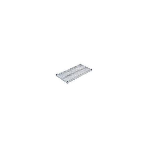【個数:1個】トラスコ中山(TRUSCO) [MES-64S] メッシュラックスチール棚板1800×450 MES MES64S 【送料無料】