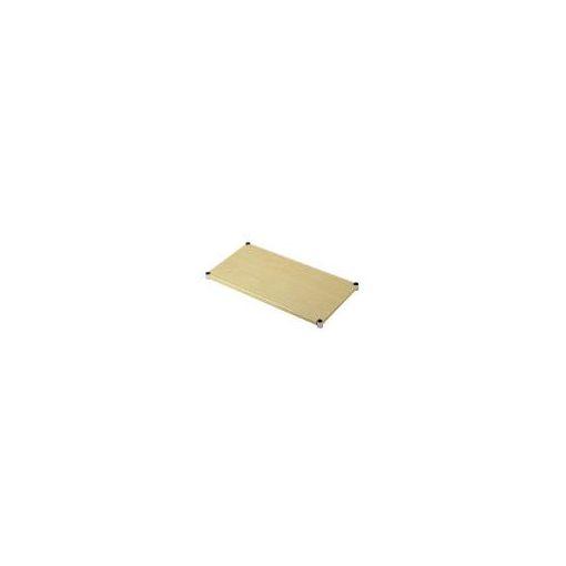 【個数:1個】トラスコ中山(TRUSCO) [MEW-44S] メッシュラック木製棚板1200×450 MEW44 MEW44S