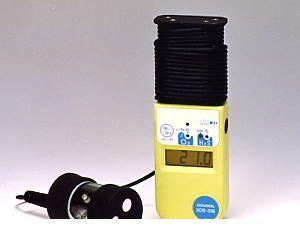 新コスモス電機 XOS-326 酸素・硫化水素濃度計 XOS326 【送料無料】