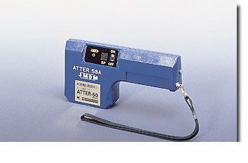 ニホンキンゾク ATTER-58A 携帯型検出器 ATTER58A 【送料無料】