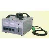 【個人宅配送不可】【納期-約1ヶ月】スワロー電機 SWALLOW SDT-1000 直送 代引不可・他メーカー同梱不可スライドトランス 単相 単巻 出力電圧可変型 1KVA SDT1000