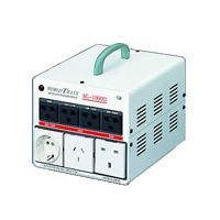 【個人宅配送不可】【個数:1個】【納期-約10日】スワロー電機(SWALLOW) [AG-1500D] 「直送」【代引不可・他メーカー同梱不可】海外・国内兼用型トランス 海外 変圧器 AG1500D