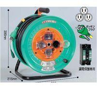 日動工業 NICHIDO NW-EB53 防雨型漏電遮断器付電工ドラム NWEB53 368-6523