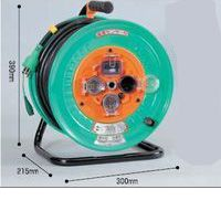 日動工業 NICHIDO NW-EK33 電工ドラム 防雨防塵型100Vドラム アース過負荷漏 NWEK33