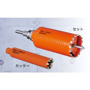 ミヤナガ PCD75R ドライモンドコア/ポリ SDSセット 75 PCD-75R 【送料無料】【キャンセル不可】