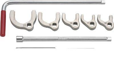 カクダイ [6034] 立形金具しめつけ工具セット