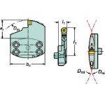 【個数:1個】サンドビック SL70SRDCR7512HP 直送 代引不可・他メーカー同梱不可 コロターンS 605-6423 【キャンセル不可】