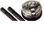 【個数:1個】東洋アソシエイツ 66505 C-3用 三爪スクロールチャック