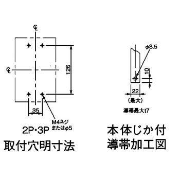パナソニック Panasonic BBW3200K サーキットブレーカ BBW型 盤用【キャンセル不可】